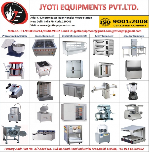 Jyoti equipments pvt ltd kathmandu nepal for Kitchen equipment in nepal