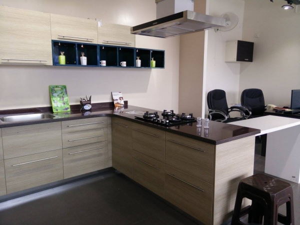 Sleek kitchen biratnagar nepal for Kitchen design in nepal