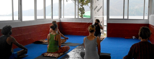 shree yoga retreat  nepal  kathmandu  nepal